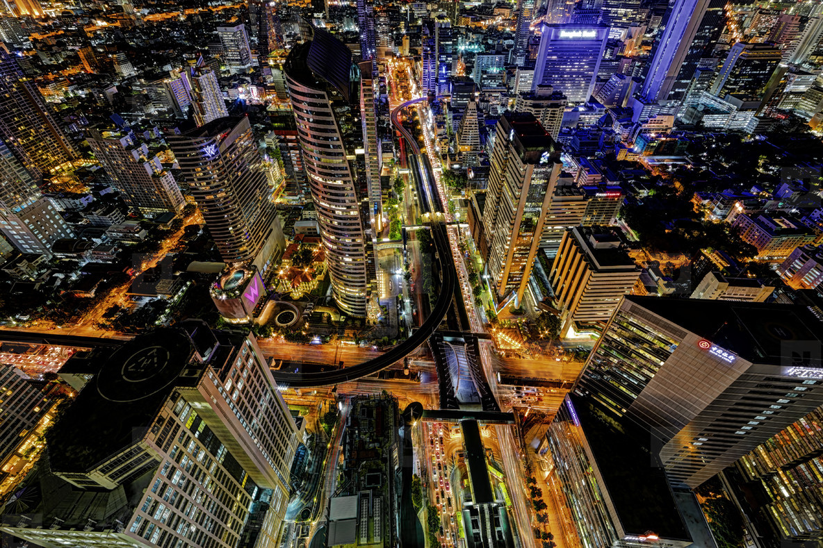 Bangkok Bird s Eye View
