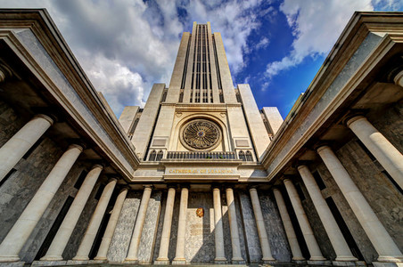 Cathedral of Learning  2
