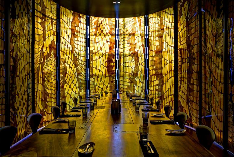 Inside the Crocodile  W Hotel  1