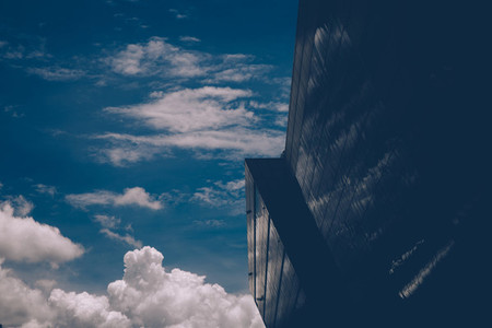 Dark Clouds  Architecture