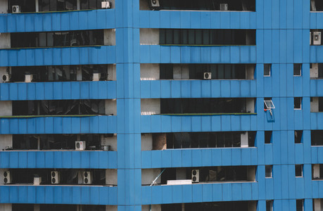 Blue Bangkok