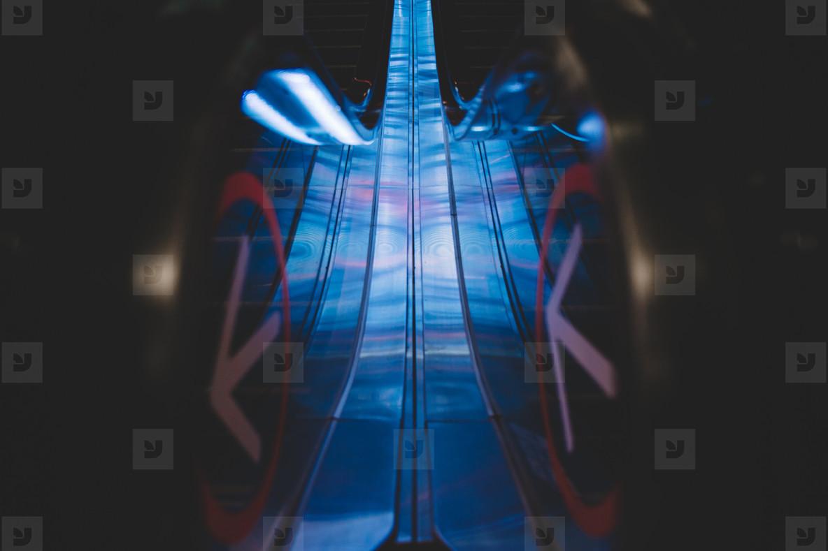 Escalator Lights