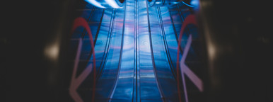 Escalator Lights