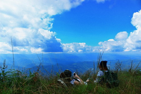 Blue Mountains  Chiangmai