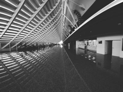Taiwan Airport Terminal
