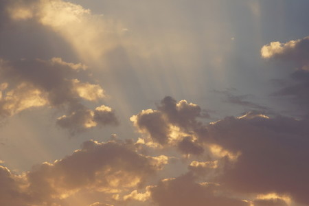 rays and clouds 2