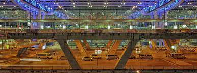 Arrival   Departure  Bangkok