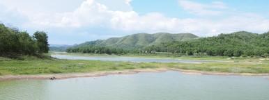 Kaeng Krachan Dam and Reservior