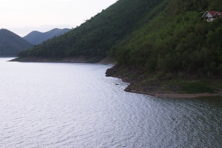 Kaeng Krachan Dam and Reservoir