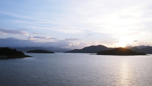 Kaeng Krachan Dam  Reservoir