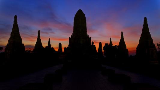 Wat Chai Wattanaram 1