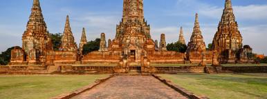 Wat Chai Wattanaram  3