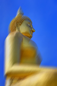 Giant Golden Buddha 2
