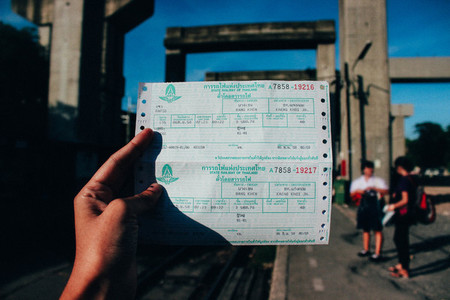 Train tickets 1
