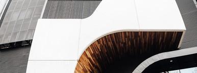 Melbourne Architecture Pano