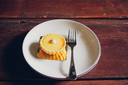 delicious lemon tart