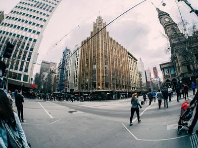 Melbourne  VIC