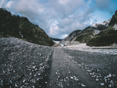 Fox Glacier NZ