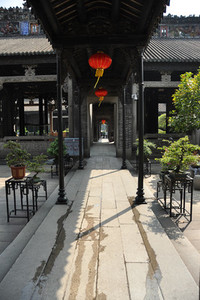 The Chen Clan Ancestral Hall