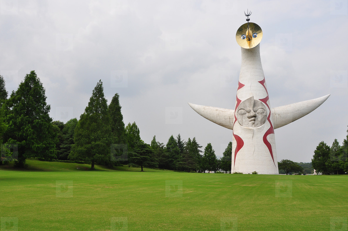 Tower of the Sun building