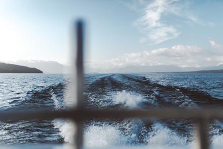 New Zealand Boat Ride