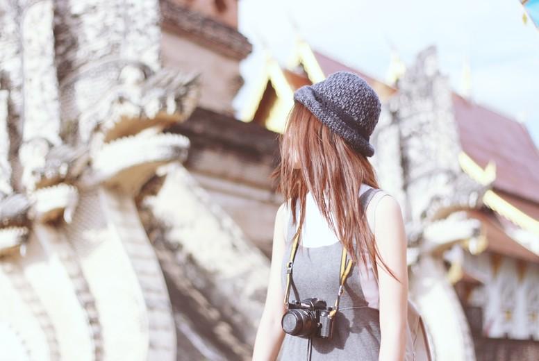 Young traveler  3