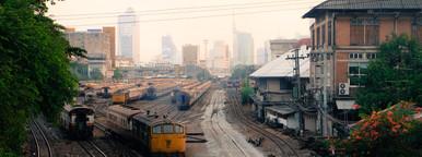 Bangkok Railway