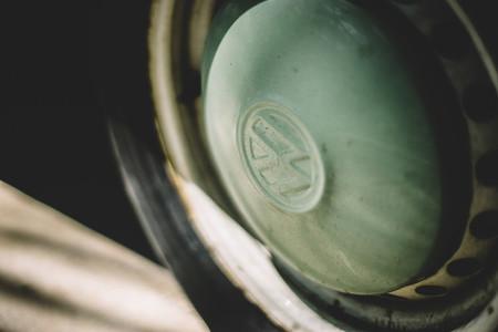 Vintage VW Wheel