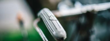 Vintage Bicycle Grip
