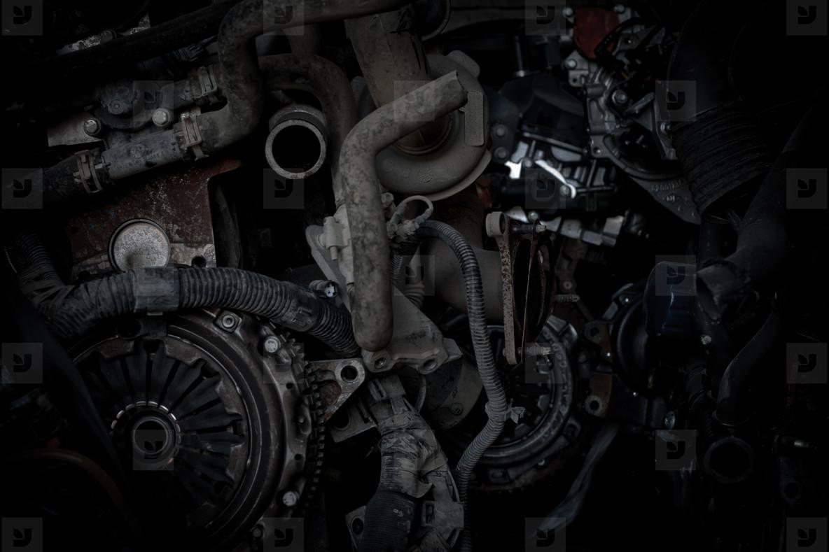 Photos Car Engine 56103 Youworkforthem