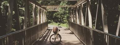 Bicycle on the Bridge