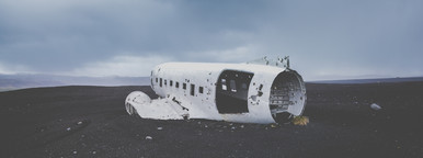 Airplane Wreckage  2