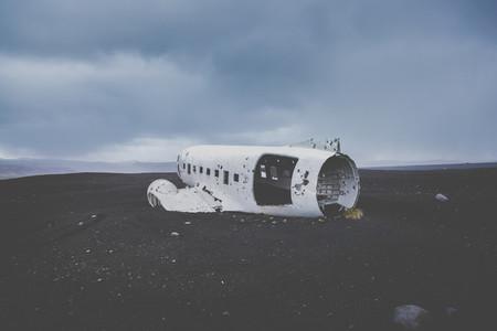 Airplane Wreckage 2