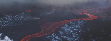 Lava Surfing