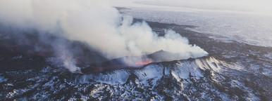 Eldfjall Volcano  Iceland