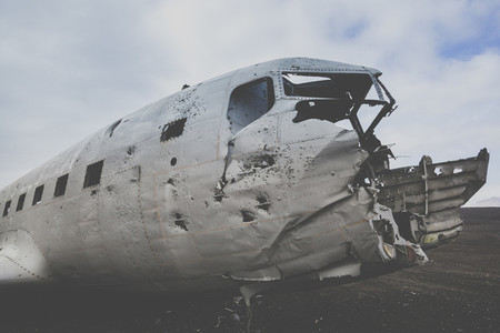 Airplane Wreckage 3