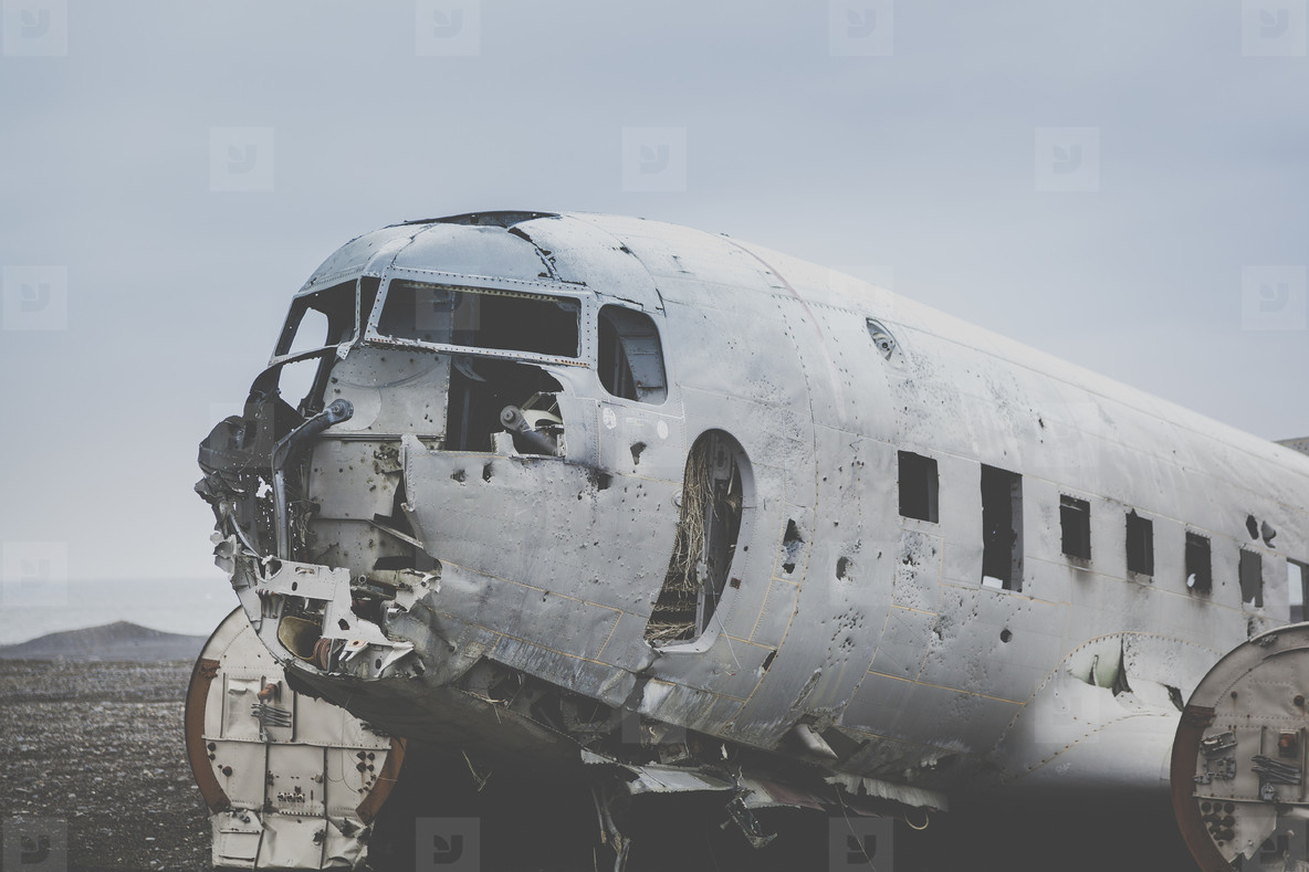 Airplane Wreckage  4