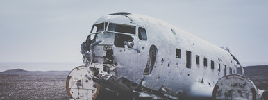 Airplane Wreckage  5