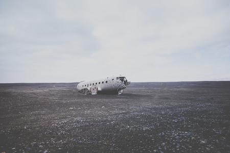 Airplane Wreckage 6