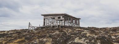 Abandoned Destructed