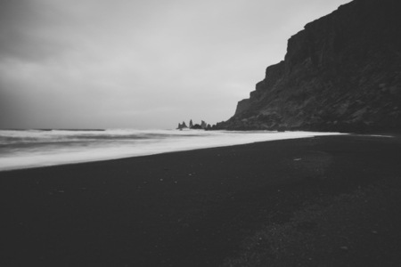 Vik Black Sand Beach