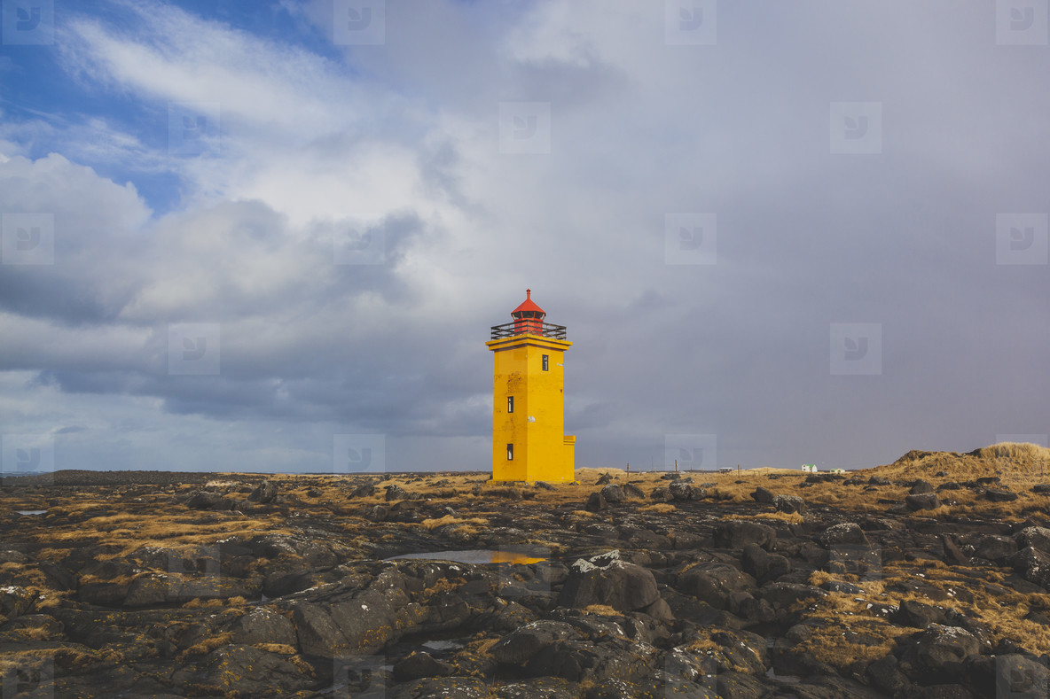 Stafnes Lighthouse