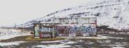 Graffiti Mountain
