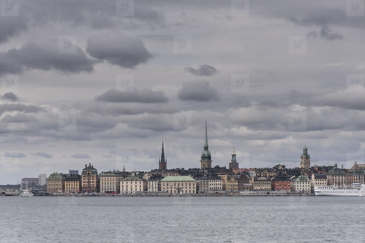 Strandvaegen in Stockholm