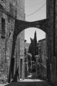 Tuscan lane