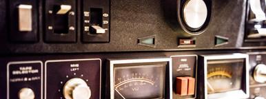 Old Tape Machine