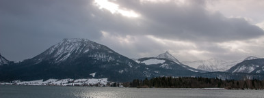 Christmas in Austria   lake