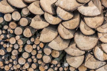 Staple of wood   heating