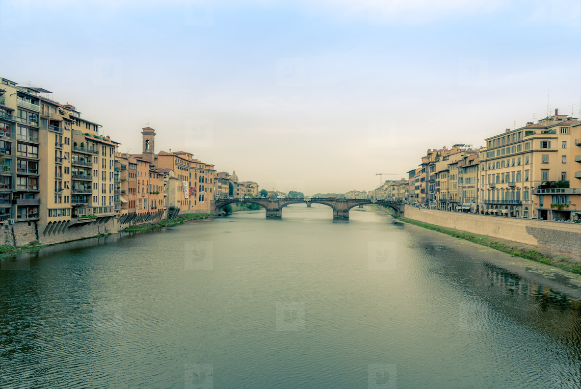 Florence   Italy   arno