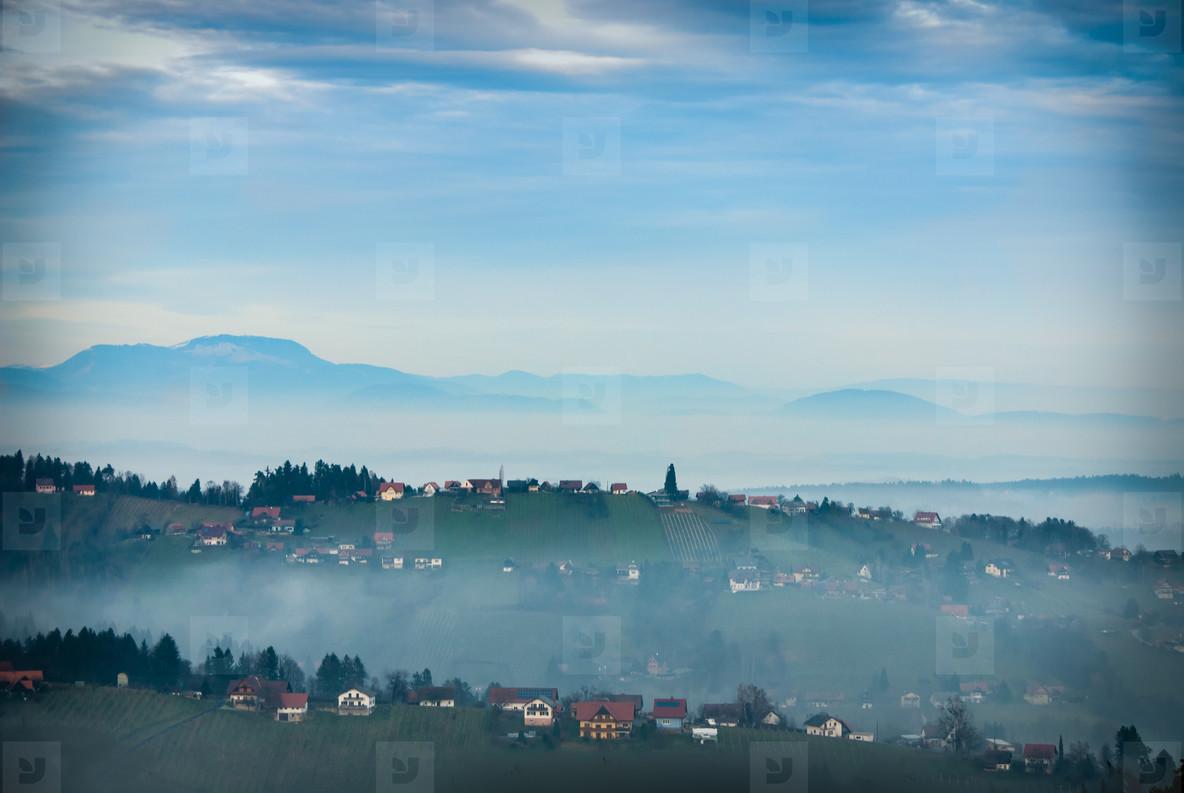 View   Hillls Austria